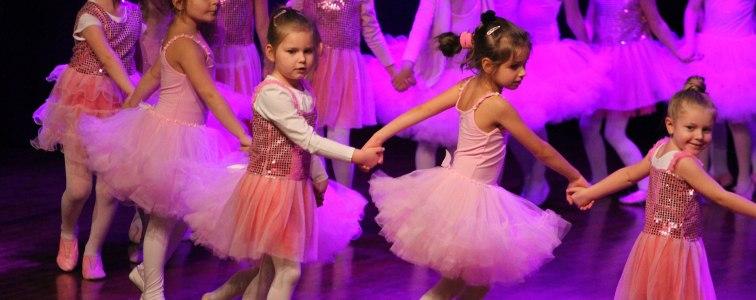 Balet dla dzieci w MDK Batory