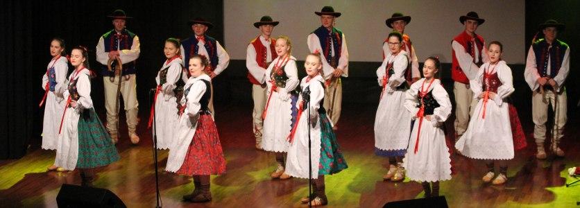 Zespół Pieśni i Tańca Chorzów - grupa starsza